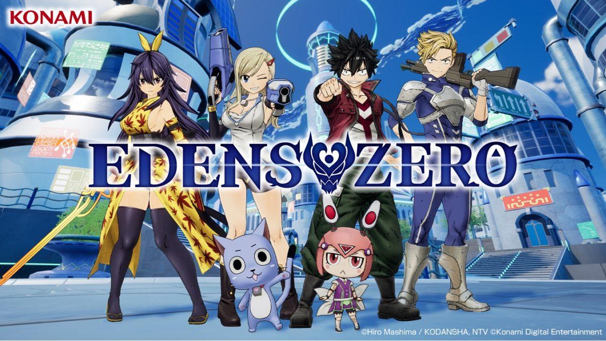 """Konami anuncia las inscripciones para su nuevo juego en línea """"EDENS ZERO Pocket Galaxy"""""""