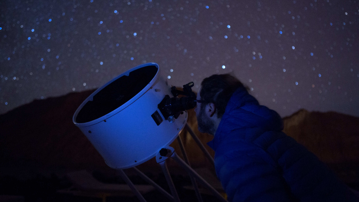 Astroturismo, la increíble experiencia de observar el universo en San Pedro de Atacama