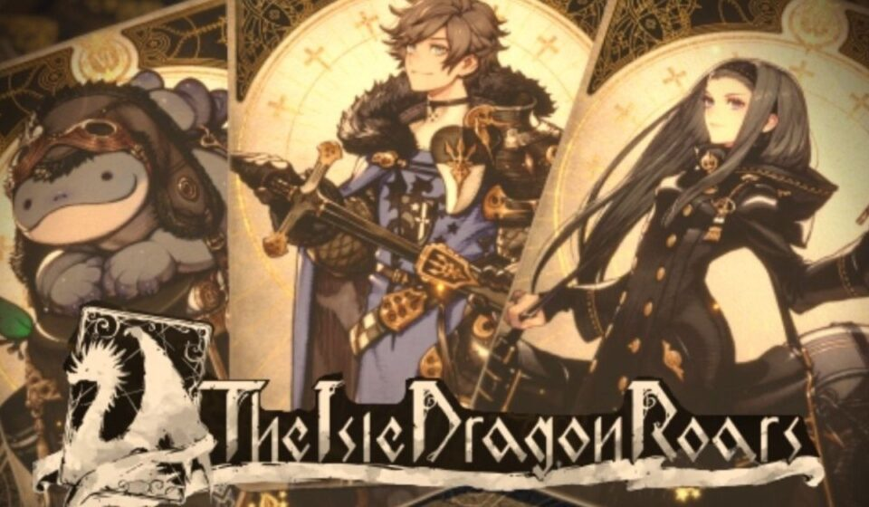 Yoko Taro anuncia detalles de su nuevo videojuego Voice of Card: The Isle Dragon Cards