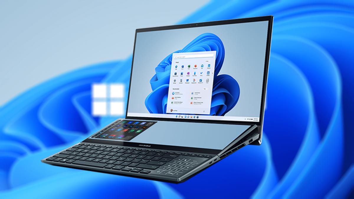 ASUS comienza la actualización gratuita a Windows 11 en varios de sus equipos