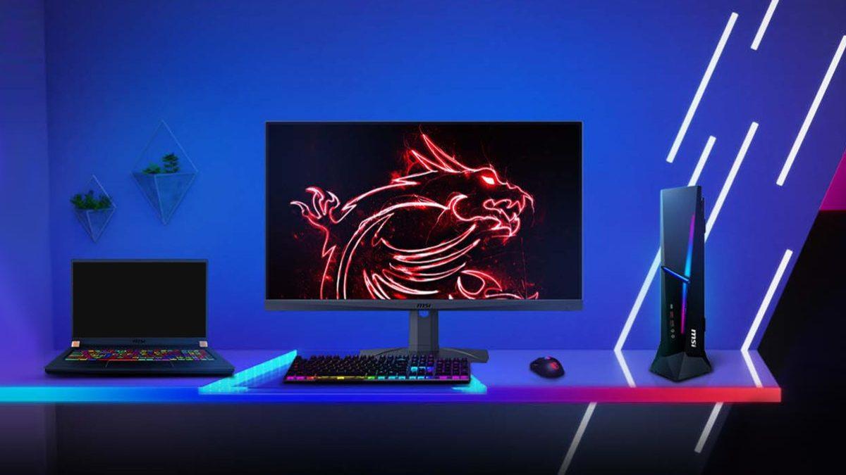 La familia MSI Optix MPG amplía su ctálogo con tres nuevos monitores para el gaming